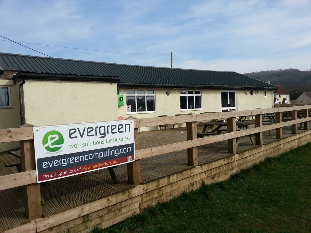 Evergreen Sponsors of Dursley Rugby Club